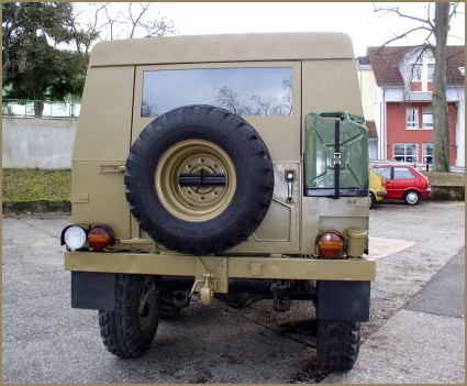 1974 Swedish Military Volvo C304/TGB 13, 6x6 Alu-Zinc Body